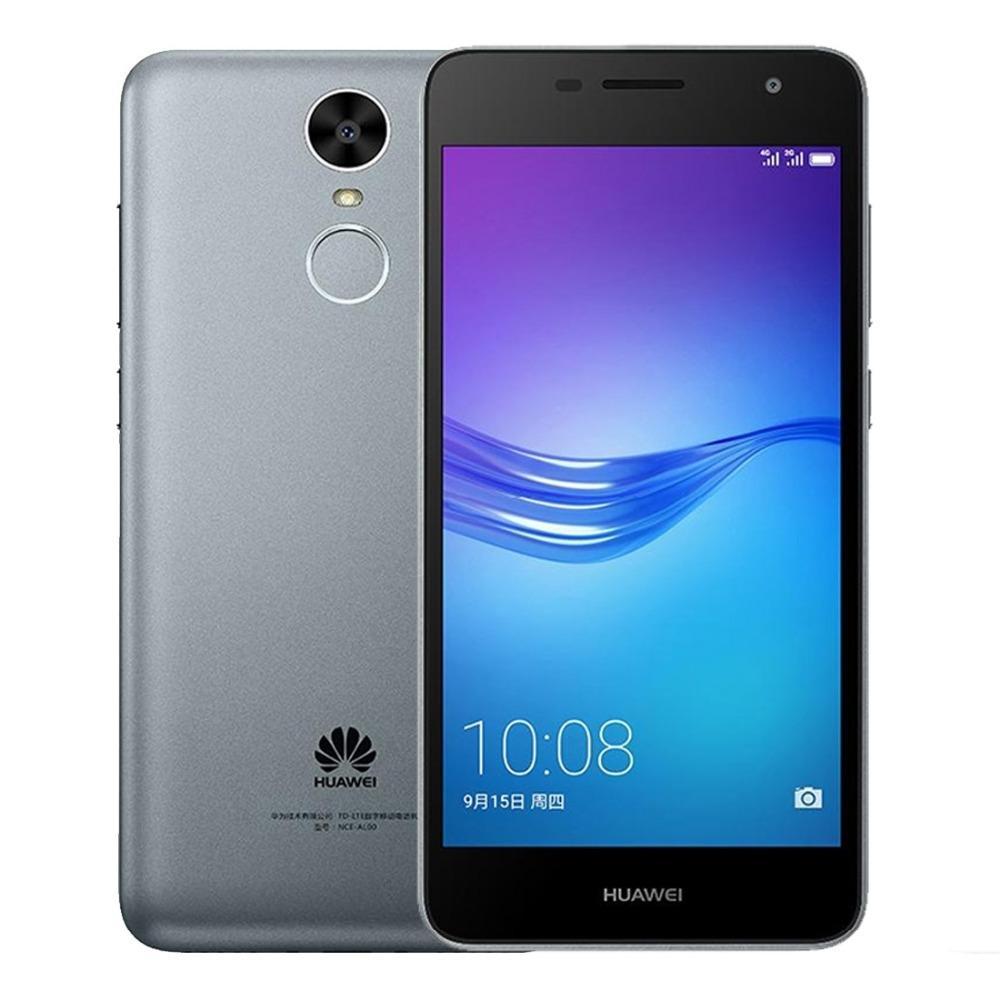 الأصل هواوي استمتع 6 4G LTE الهاتف الخليوي MT6750 الثماني الأساسية 3GB RAM 16GB ROM الروبوت 5.0 بوصة الهاتف 13.0MP بصمة ID OTG سمارت موبايل