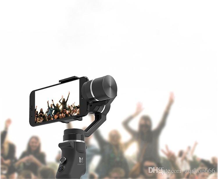 Outdoor Sports Mobile Phone Live Artifact Anti-Shake Shooting PTZ Handheld stabilizer