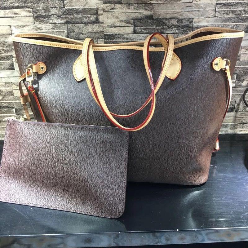Borse da donna classiche di vendita calda in vera pelle di alta qualità grandi borse di lusso firmate borse per la spesa di moda borsa composita di design