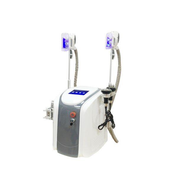 ГОРЯЧИЕ ПРОДАЖИ Криолиполиз Машина для похудения для похудения Криотерапия лица RF Ультразвук RF Липосакция Lipo Laser Machine