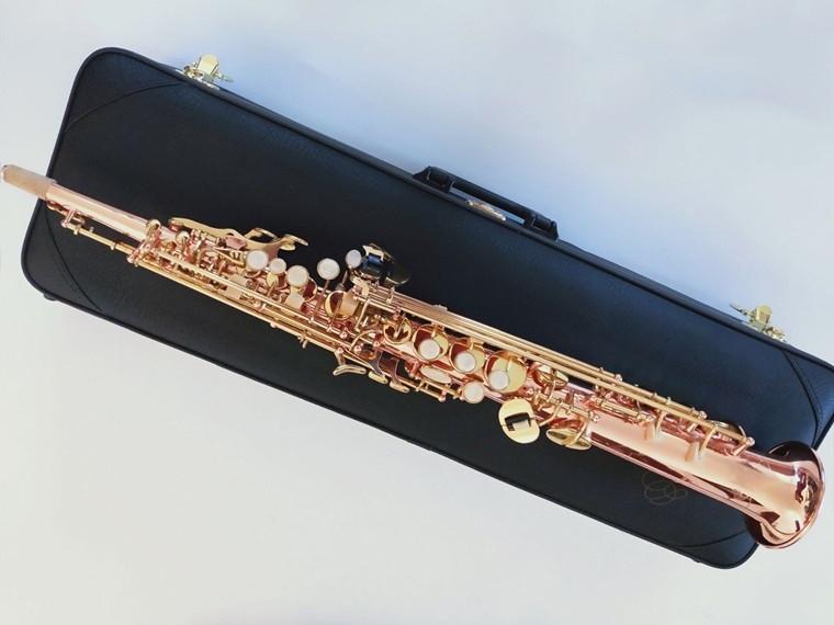 Nuovo arrivo Yanagisawa S-992 Sassofono Soprano B flat suonare professionalmente Instruments Musical superiore trasporto libero professionale