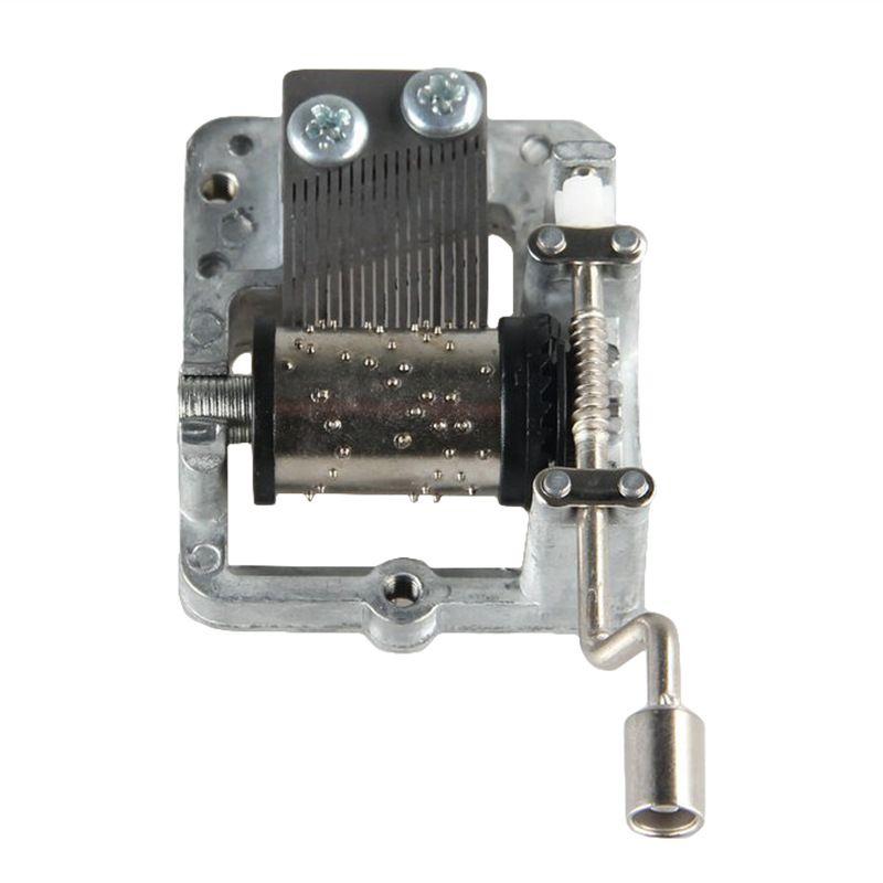 Carillon musicale a mano, appositamente studiato per l'esportazione, movimenti della scatola di carillon 8 movimenti della cassa armonica