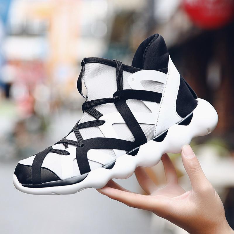 Tasarımcı Günlük Ayakkabılar Marka Sneakers Hip hop Womens Açık Spor Koşu Moda Ayakkabılar Tenis Masculino Ayakkabı Zapatillas Hombre