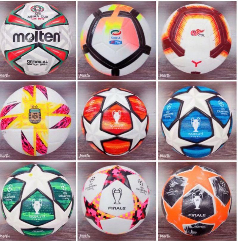 2018 2Red القضاء المرحلة المنافسة الجديدة الروسي المتقدم PU كرة القدم الكرة العالم لكرة القدم الكرة PU بطولة الرياضة في الهواء الطلق التدريب 28