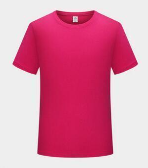 Özelleştirilmiş kadın ve erkek 12 tişört kültürel gömlek kjk merserize pamuk vardiyalı çalışma giysiler fehae kısa kollu basılabilir