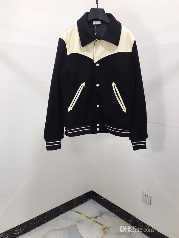 2019 고품질 새로운 남성 후드 재킷 코트 캐주얼 PU 가죽 소매 아우터 코트 남성 버튼 코트 스포츠 남성 가죽 코트
