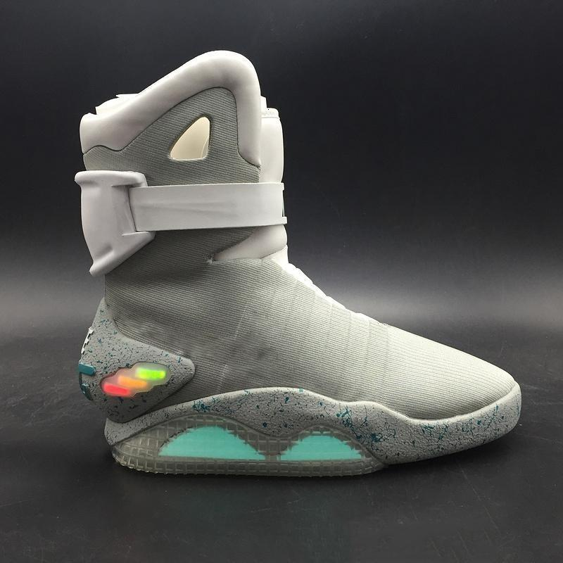 Automatic Laces Air Mag Back To The