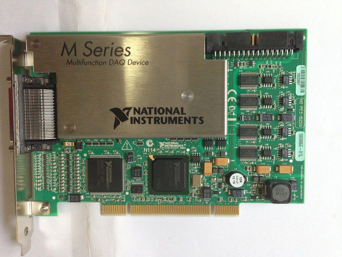 Lavoro testato al 100% perfetto per Ni PCI-6259