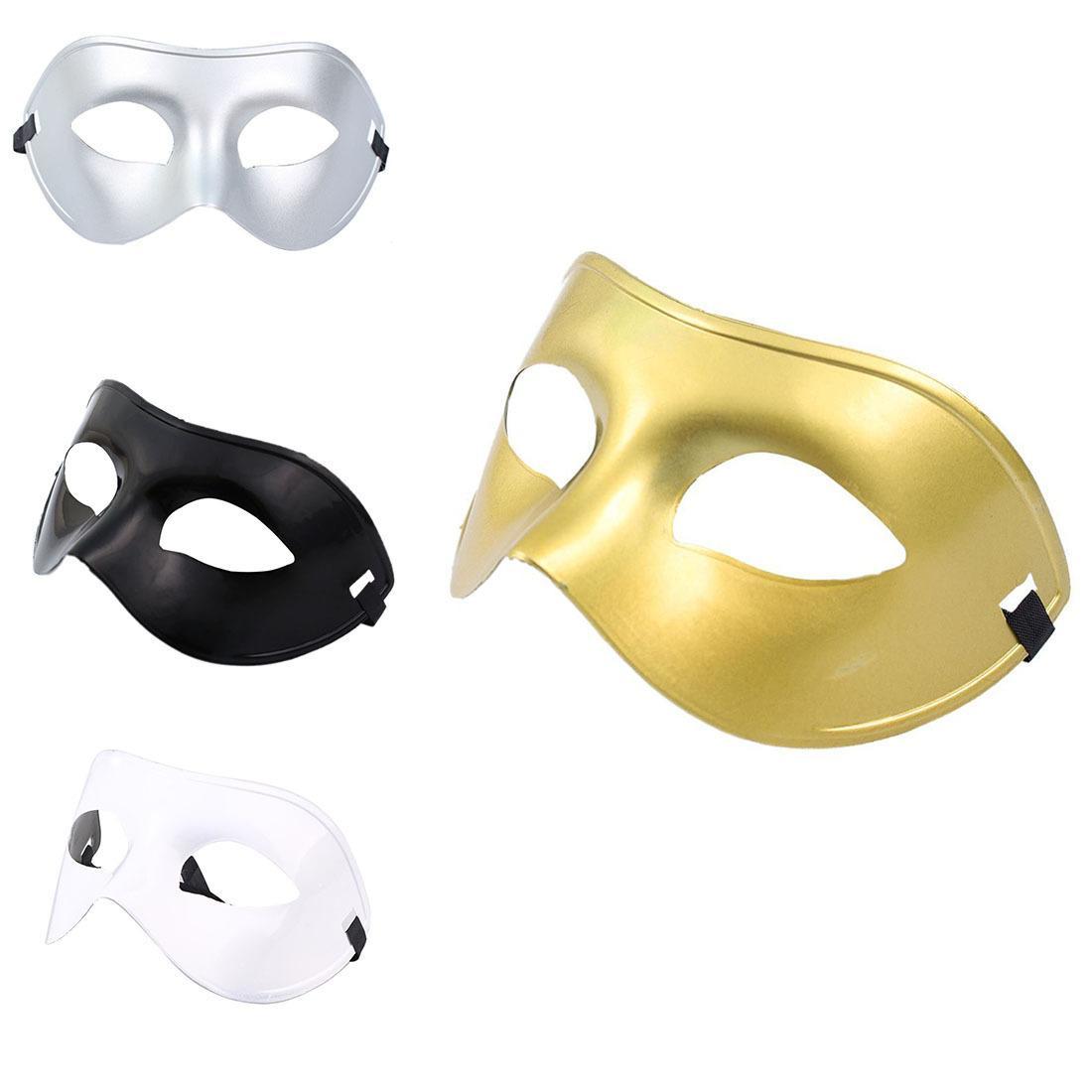Fancy Dress Costume Sexy Men Women Costume Prom Mask Venetian Mardi Gras Party Dance Masquerade Ball Halloween Carnaval Mask