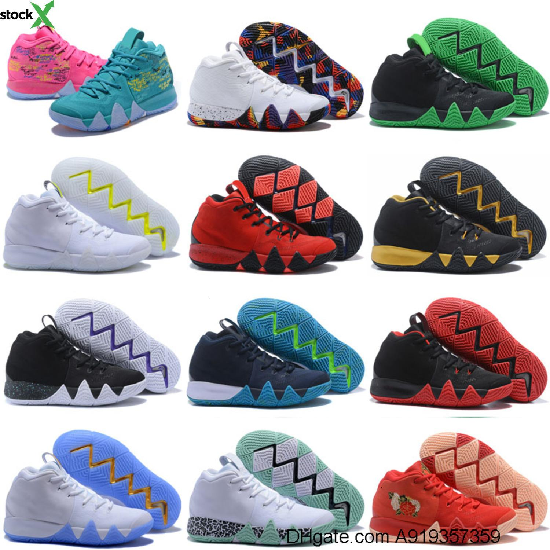 2020 Kyrie IV 4 Confetti Men Sneakers