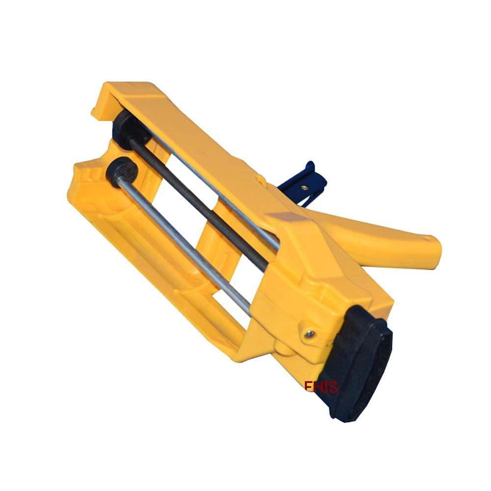 Большой оптовый двухкомпонентный 400 мл 2: 1 емкость ручной AB клеевой пистолет расчеканка швов агент истинного фарфора