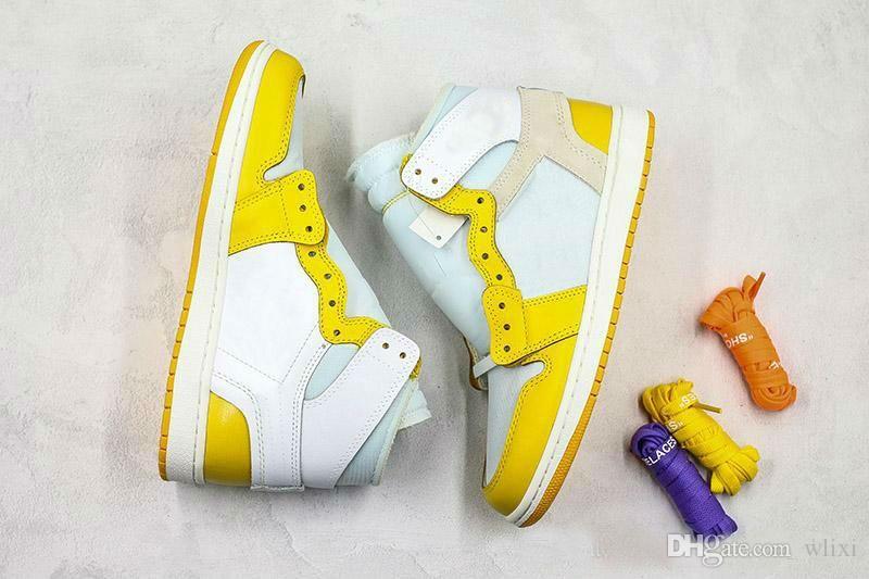 х 1 белый синий красный желтый обувь Баскетбол для мужчин 10X Чикаго Бред 1s мужские ретро тренеров Спортивный Спорт Кроссовки