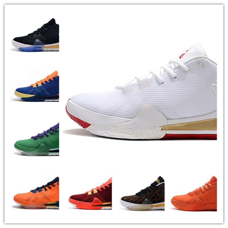 2020xiong zapatilla de deporte para hombre del monstruo 1 Giannis Antetokounmpo 1S zapatos de baloncesto lebron atléticos zapatillas de deporte de lujo zooms GA1 envío rápido Tamaño