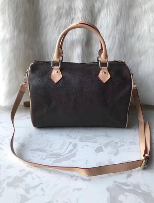 bolso del mensajero de los bolsos de calidad superior Monedero manera mujeres del estilo clásico del bolso mujeres de los bolsos de hombro bolsas de dama totalizadores bolsos 30cm gtr73