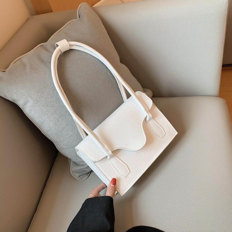 Retro bag piccola borsa donne straniere del 2020 nuovo di spalla delle signore di modo selvaggio portatili borse delle donne ascella sacchetti di tote