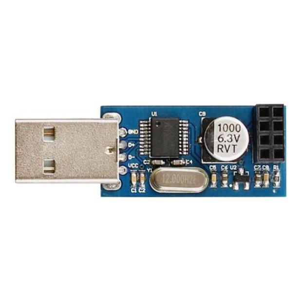 5pcs USB to ESP8266 WIFI module adapter board / mobile computer wireless communication microcontroller / WIFI development board