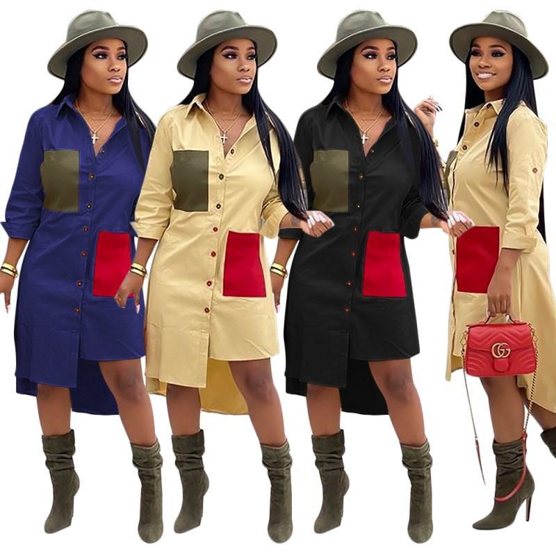 Frauen Langarm-Winterkleid sexy Minirock einteiliges Kleid hohe Qualität dünnes Kleid elegante Luxusclubwear Frauen Kleidung klw3024