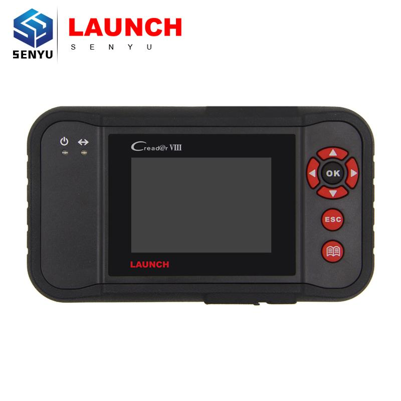 Newest Launch X431 Creader VIII Code Reader Scanner Tool Same with CR129 Multi-language X-431 Update Online