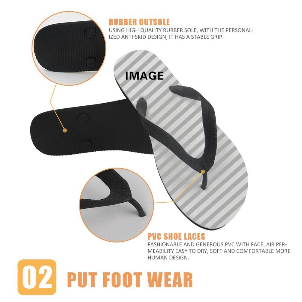 Özelleştirilmiş Retro Yaz Stili Kadınlar 3B Hızlı Eyfel Kulesi Baskılı Moda Kadın Ev Terlik Kadın Flats Kayma-on Ayakkabı Floplar