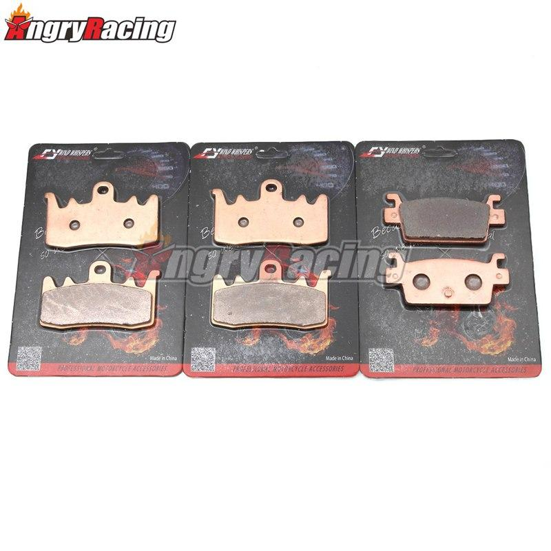 Copper sintering Front Rear Brake Pads For KYMCO AK 550 AK550 2020 2020 17 18