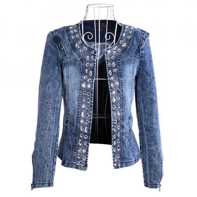 New Men/'s Jean Jackets Casual Denim Jacket Coat Slim Lapel Outwear Tops Blazers