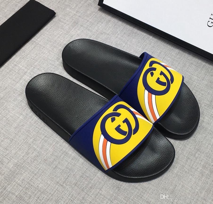 Fransız sıcak satış boyutu 35-45 erkek sandalet kadın sandalet süper marka tasarımcı sandalet kesme moda sıcak stil 139