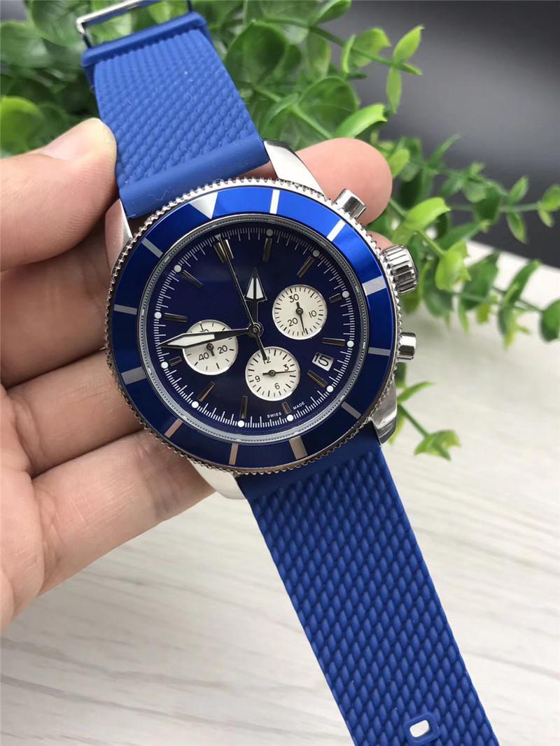 Hot Watch Cronwatch Relógios Man 235 Relógios De Aço Quartzo Alto Quaity Assista Em Inoxidável Masculino Cronógrafo Venda de Pulso CDVOQ