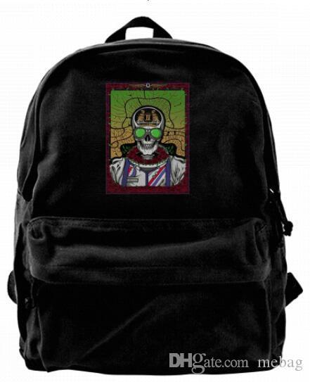 Grateful dead Terrapin Crossroads Moda mochila Designer de Lona Para Homens Mulheres Adolescentes Faculdade Viagem Daypack Lazer saco