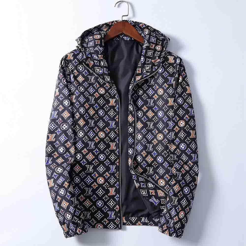 Fashion Luxury Mens Designer Jackets Windbreaker Hoodie Jacket Men Women =2020 Autumn Winter Casual Sports Hoodies Jackets Coats
