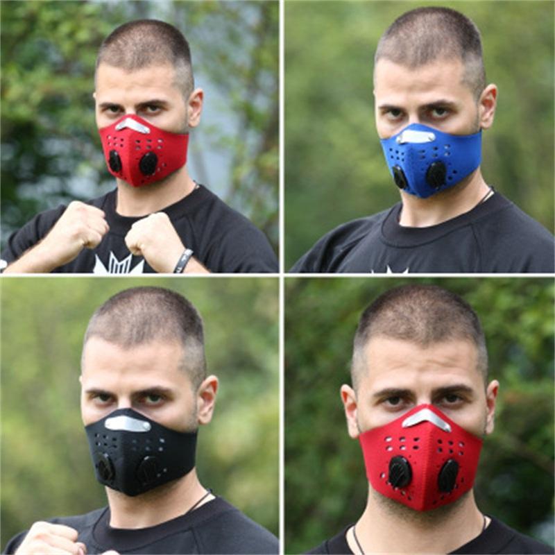 Ağız Maske Erkekler Kadın Kullanımı Sıcak Satış İlkbahar Kış 10fd H1 Nefes PM2.5 Koruyucu Maskeler Binme toz geçirmez Kirli Hava