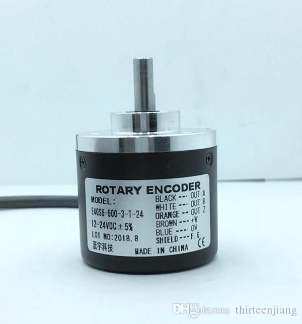 Autonics Rotary Encoder E40S6-2000-3-T-24,New in Box One Year Warranty!