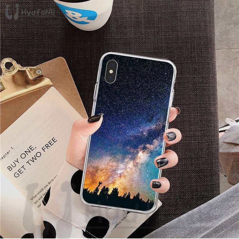 2020 необъятной Вселенной ТПУ Мягкий чехол для телефона iPhone 11 Pro XS MAX 8 7 6 6S Plus X 5 5S SE XR охватывают оптовая