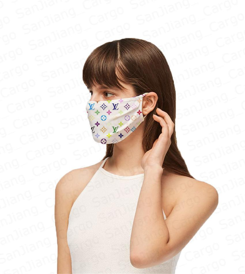 Mouth Mask Breathable Dust Proof Creative Protective Face Mouth Cover for Women