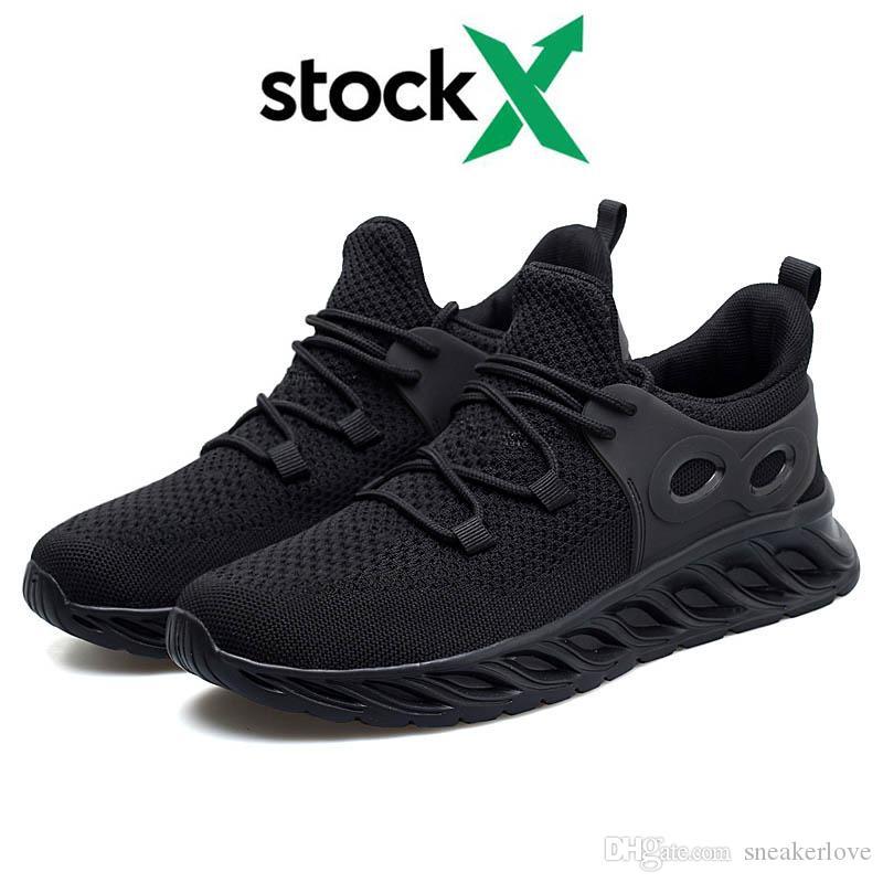 Respirável quentes mais novos das mulheres dos homens tênis triplo preto branco dos homens plataforma de moda instrutor de esportes tênis corredor sapatos tamanho 39-44
