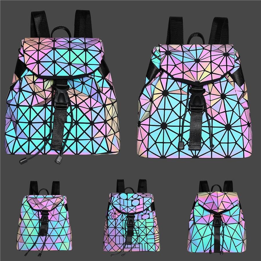 2020 Nouveau Designer femmes'S Sac à bandoulière Laser Sacs Messenger Bag Mode Femme Sac à dos de haute qualité géométrique Sac à dos Drop Shipping Sac # 71