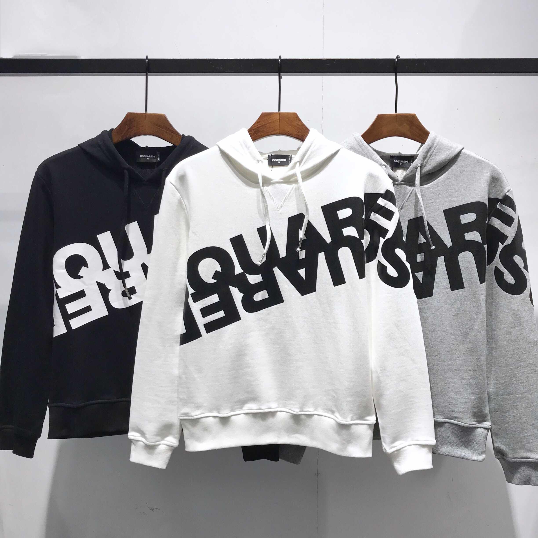 FE22 Outono Novo Padrão de homens hoodies desgaste camisola mangas compridas Mesmo chapéus e coletes solto hoodie do Brasão da Juventude 0902