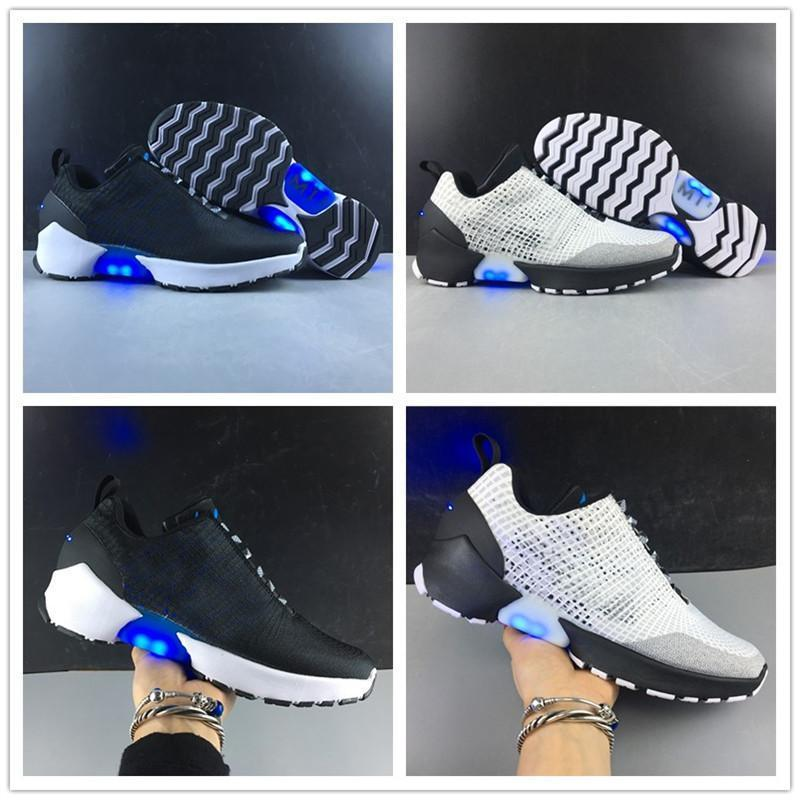 Las ventas calientes Hyper 1.0 Mag MT2 Future Light Up Running Calzado deportivo para hombre Adaptar 1 Negro Blanco diseñador de moda de las zapatillas de deporte 40-46