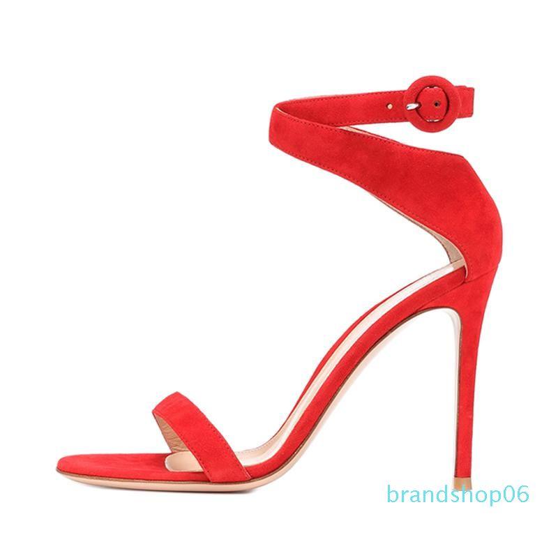 Goddess2019 The Fine Toe pacchetto con attraversamento Hasp Donna Sandali vento banchetti scarpe