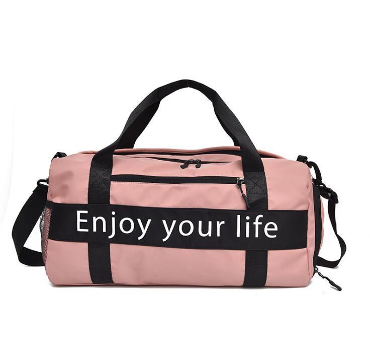 Las mujeres al por mayor de la yoga Bolsitas de hombres bolsa de viaje de las mujeres Paquete de gran tamaño Moda bolsos PH-RG2061739