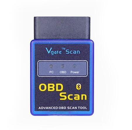 ELM 327 Диагностические инструмент OBD OBD2 сканер automotivo Адаптер диагностический инструмент HH OBDII V2.1 Bluetooth