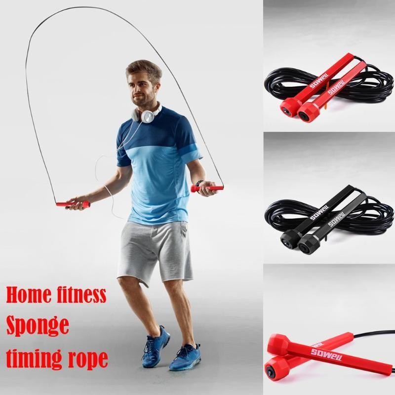 Jump Seile Geschwindigkeit Springende Seil Professionelle Technische Fitness Erwachsene Sports Überspringen Retetraining Crossfit Comba Springtouw