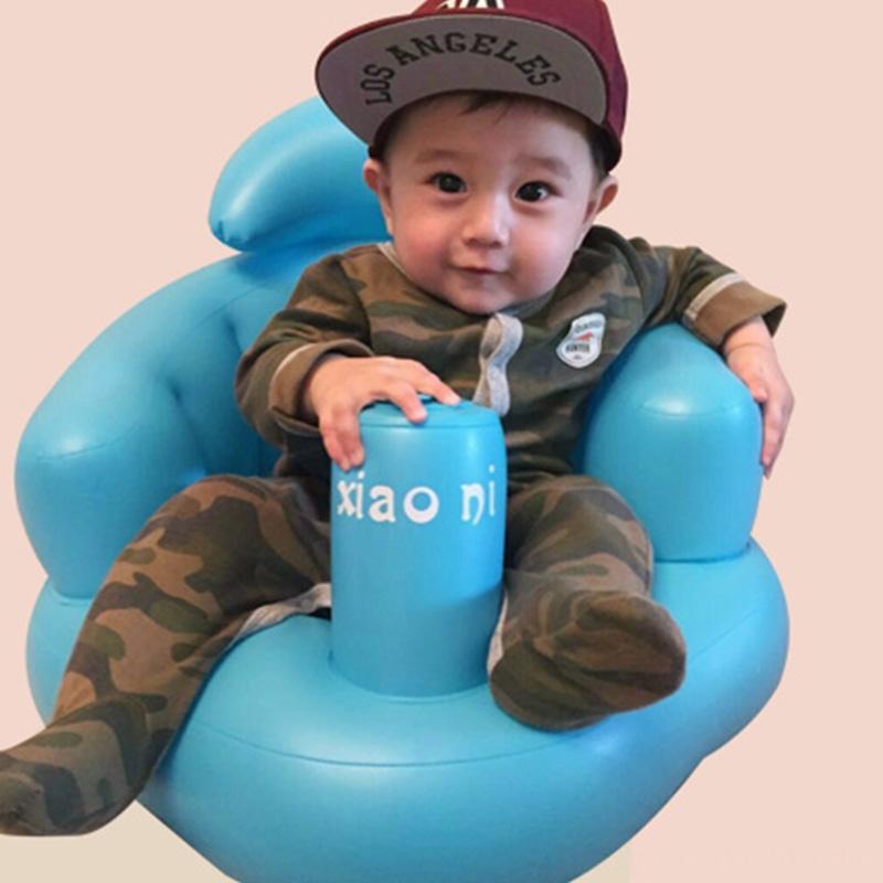 New Multifunctional Baby Girl Boy Nursery Furniture# Nursery Store Kid Children Inflatable Bathroom Sofa Chair Seat Learn Portable Shipping