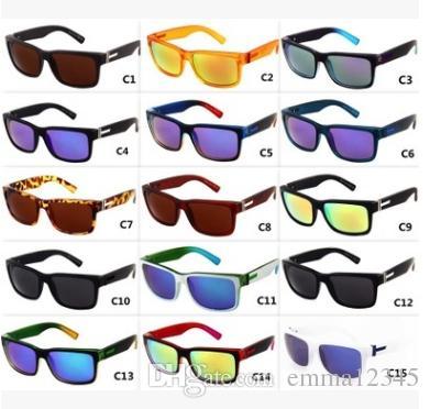 Venda quente Estilo Americano Moda big frame Óculos De Sol VZ 001 Esportes Eyewear Condução Óculos De Sol 10 PCS navio livre
