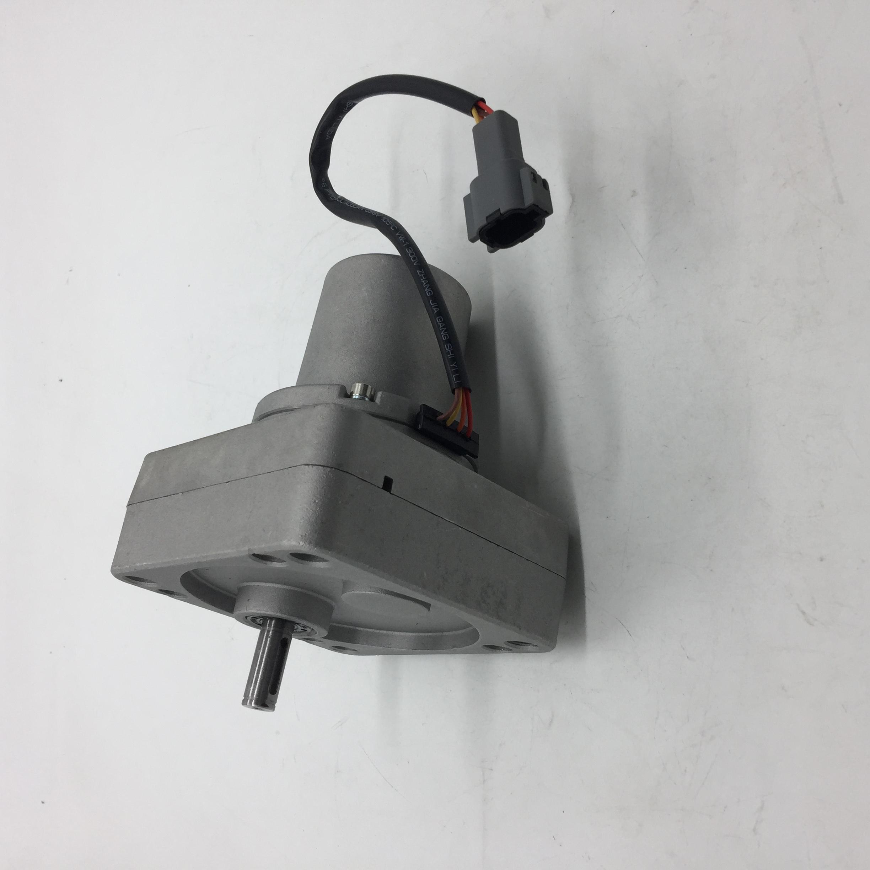 HITACHI Bagger Zubehör OEM: 4257163 Drosselmotor Serie verwendbares Modell: EX120-1 / EX120-2 / EX120-3 / EX200-1 / EX200-2 / EX200-3