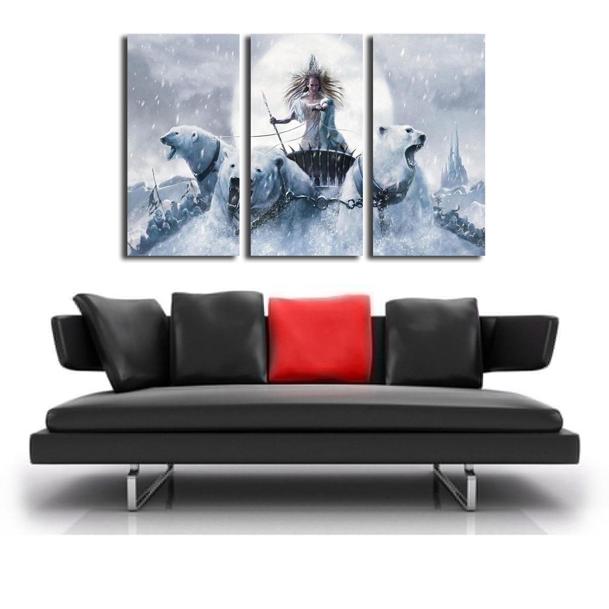 GAME OF THRONES Game Is Coming Canvas Framed Print Wall Deco ~ More Size