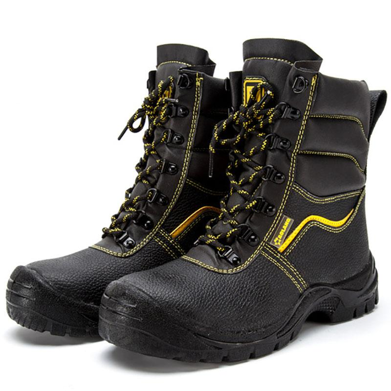 Hot Sale Men Boots Steel Toe Cap Work