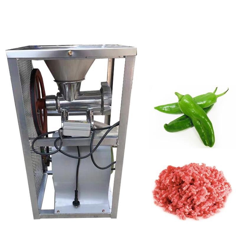 Fleischschleifer geeignet für kommerzielle, große Fleischfarmen Gewerbe elektrische Fleischschleifer Große gebrochene Knochenmaschine