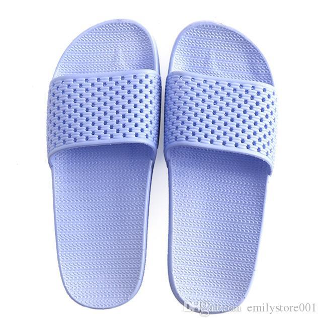 07-06-SL202 новая мода Главная тапочки мужские комнатные тапочки мужчины главная сандалии купания нескользящей мягкое дно
