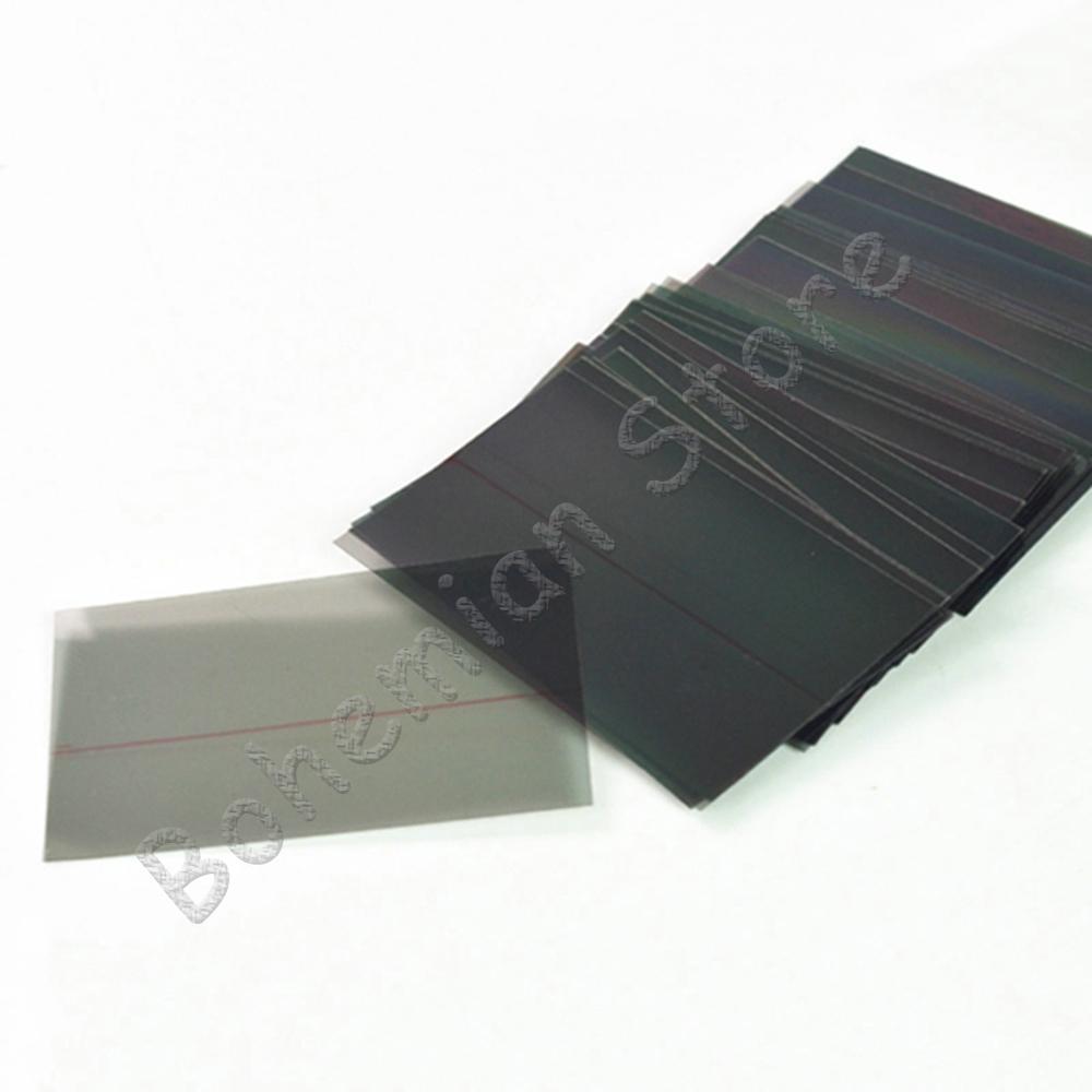 20psc المستقطبة للXIAOMI Redmi مي ملاحظة 2 3 4 5 6 ميكس ماكس 2 LCD تعمل باللمس الزجاج شاشة العرض السينمائي المقطب