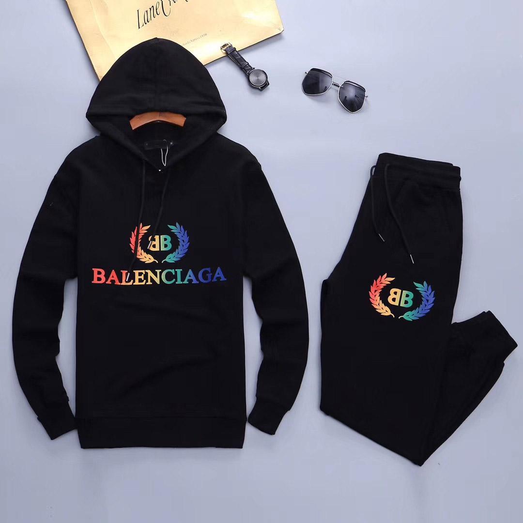 Новый 2020 новые моды костюм мужской спортивной печати мужской балахон пуловеры хип-хоп мужской спортивной одежды Толстовка